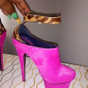London Trash Shoes - London Trash heels